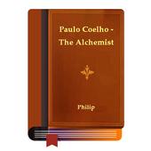 The Alchemist Paulo Coelho  Book icon