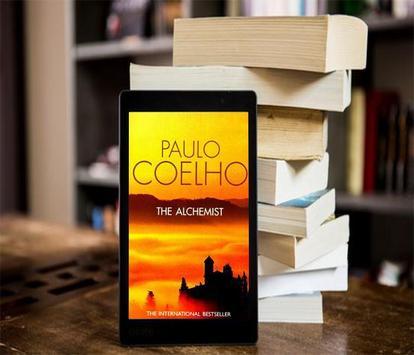 The Alchemist Paulo Coelho  Book poster