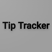 Tip Tracker - Delivery Drivers and Servers icon