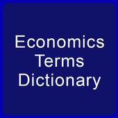 Economics Terms Dictionary icon