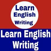 Learn English Writing icon