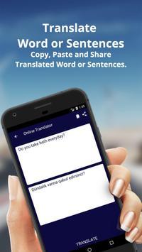 English to Azerbaijani Dictionary & Translator screenshot 1