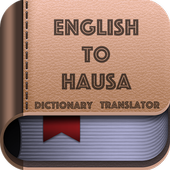 English to Hausa Dictionary Translator App icon