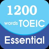 1200 Basic Toeic Words icon