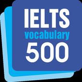 500 Ielts Vocabulary icon