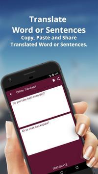 English to Slovenian Dictionary & Translator screenshot 1