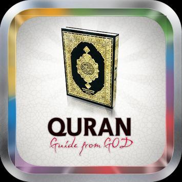 English Translation Quran MP3 poster