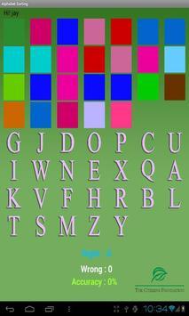 Alphabet Puzzle screenshot 2