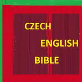 Czech Bible English Bible Parallel icon
