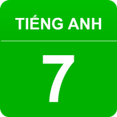 Tieng Anh 7 - Tieng Anh lop 7 icon