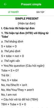 Tieng Anh 7 - Tieng Anh lop 7 screenshot 2