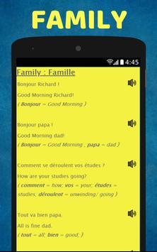 Learn French Speaking screenshot 17
