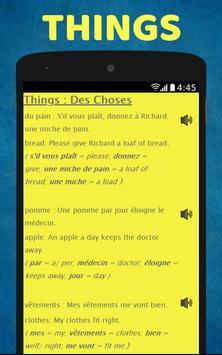 Learn French Speaking screenshot 1