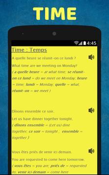 Learn French Speaking screenshot 3