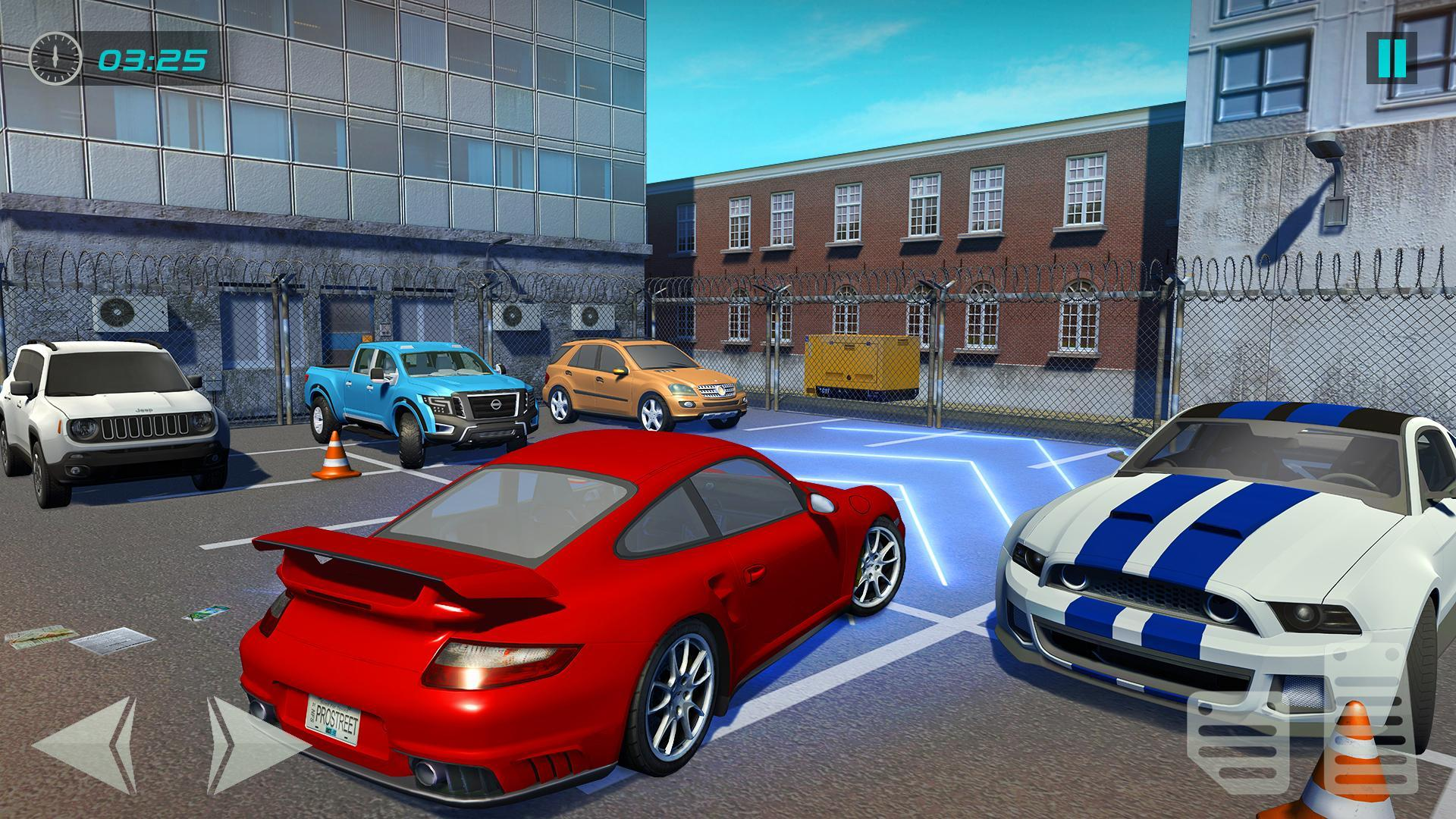 Car Parking Truecar Free Online Games For Android Apk Download