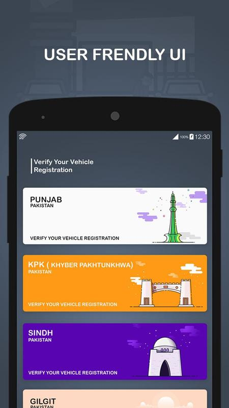 Image result for Online Verify Vehicle apk