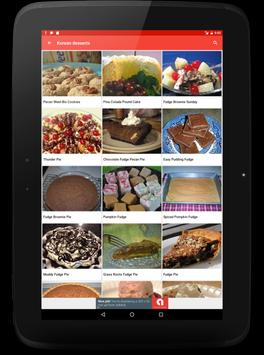 Korean Recipes screenshot 10