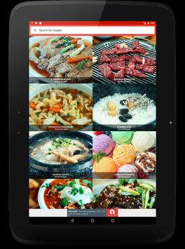 Korean Recipes screenshot 9