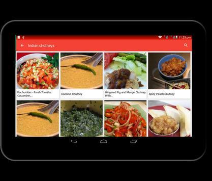 インドのレシピ スクリーンショット 16