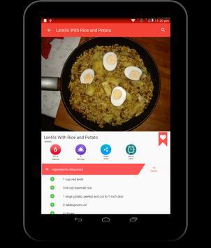 インドのレシピ スクリーンショット 19