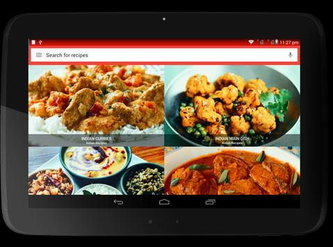 インドのレシピ スクリーンショット 8