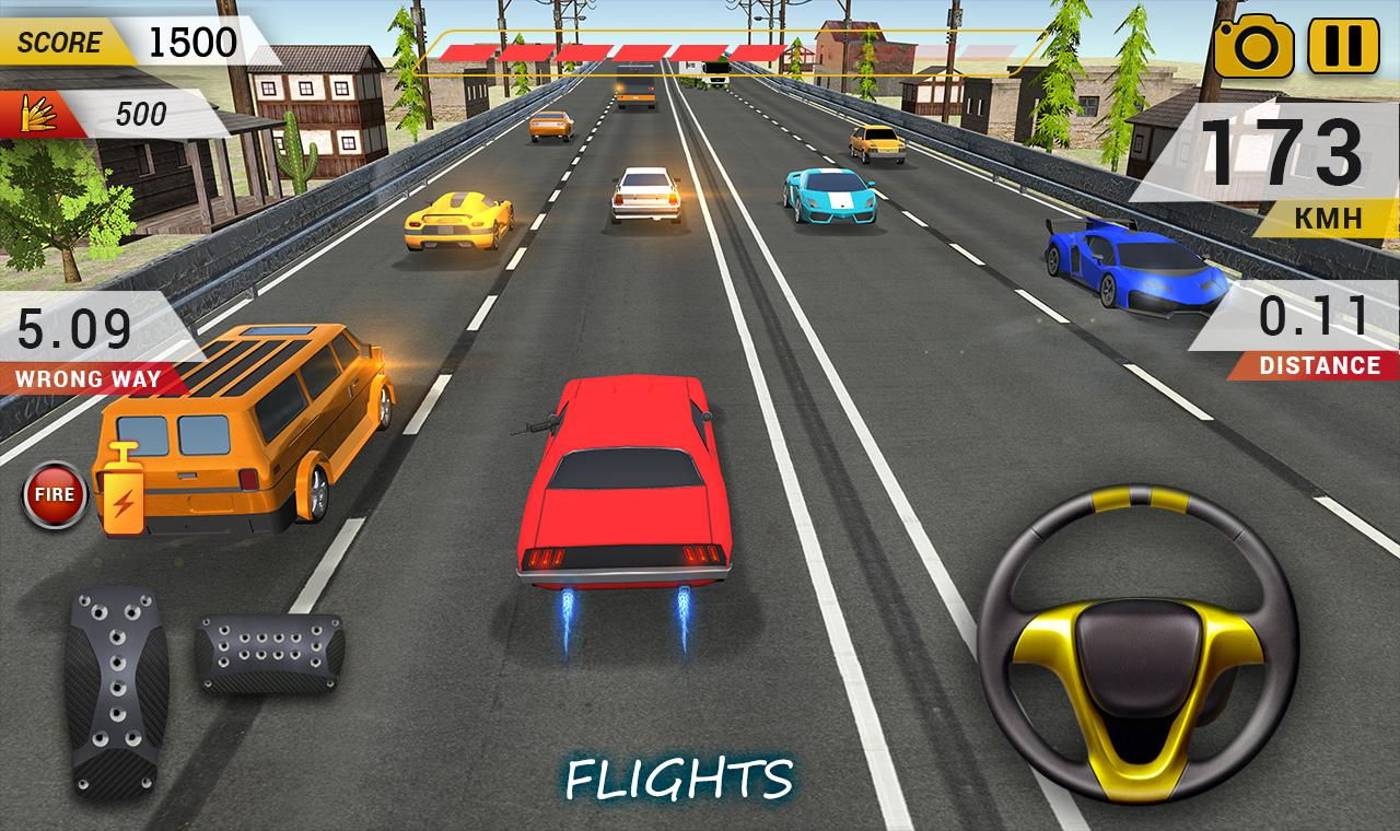 Highway Driving Car Racing Game : Car Games for Android - APK Download