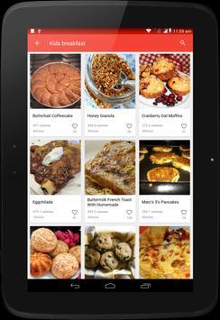 Recipes for Kids screenshot 14