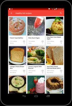Recipes for Kids screenshot 20