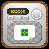 Rádios do Distrito Federal - Rádios Online - AM FM icon