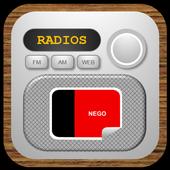 Rádios da Paraíba - Rádios Online - AM   FM icon
