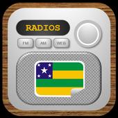 Rádios de Sergipe - Rádios Online - AM | FM icon