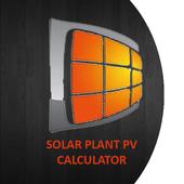 Solar Plant PV Calculator icon