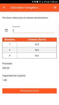 Solar Plant PV Calculator poster