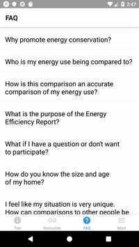 Utility Link Energy screenshot 2