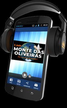 Radio Monte das Oliveiras poster