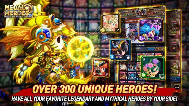 Medal Heroes screenshot 1