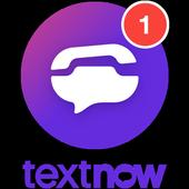 تحميل برنامج الحصول علي رقم امريكي مجانا تكست ناو apk للاندرويد اخر اصدار TextNow