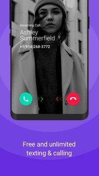 TextNow screenshot 1