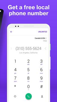 TextNow Ekran Görüntüsü 2