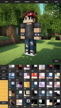 Custom Skin Creator screenshot 4