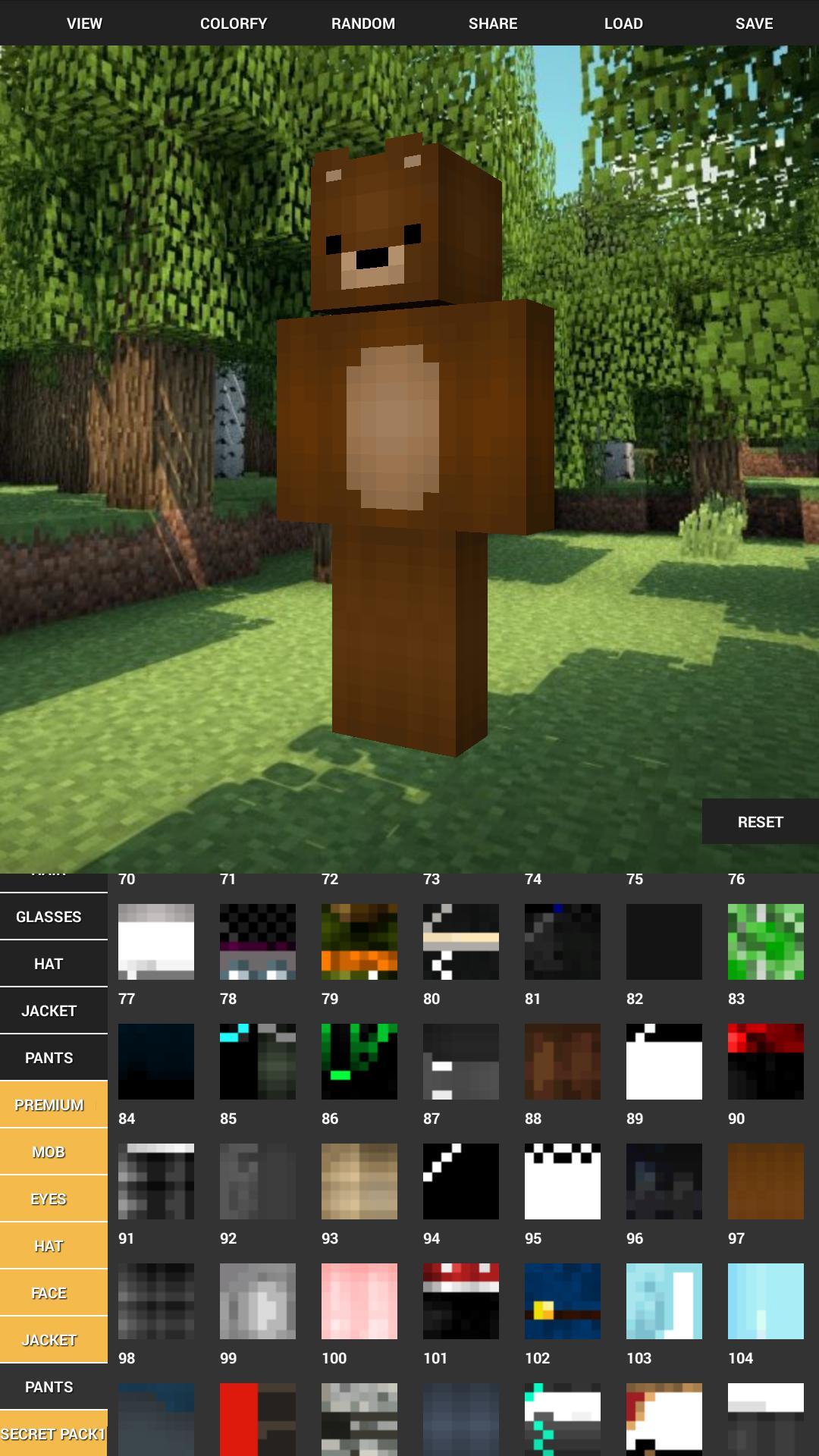 Custom Skin Creator for Android - APK Download