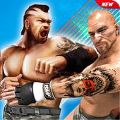 Ring Fighting Kombat-Clash Of Heroes Club Fighting icon