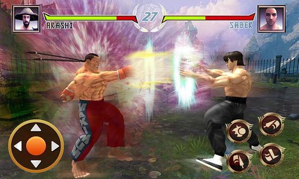Ring Fighting Kombat-Clash Of Heroes Club Fighting screenshot 1