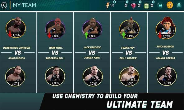 Ring Fighting Kombat-Clash Of Heroes Club Fighting screenshot 2