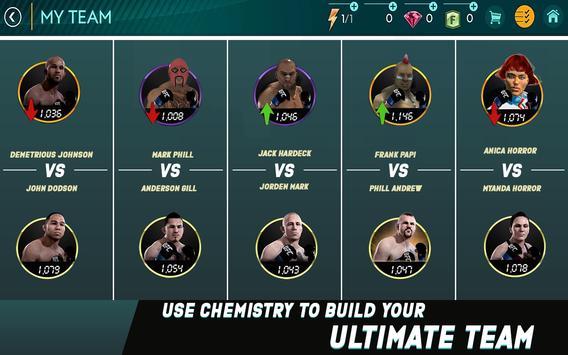 Ring Fighting Kombat-Clash Of Heroes Club Fighting screenshot 5