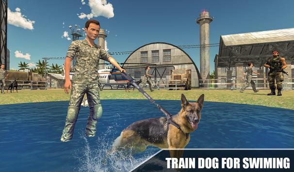 Army Dog Training Simulator - Border Crime 2020 screenshot 8