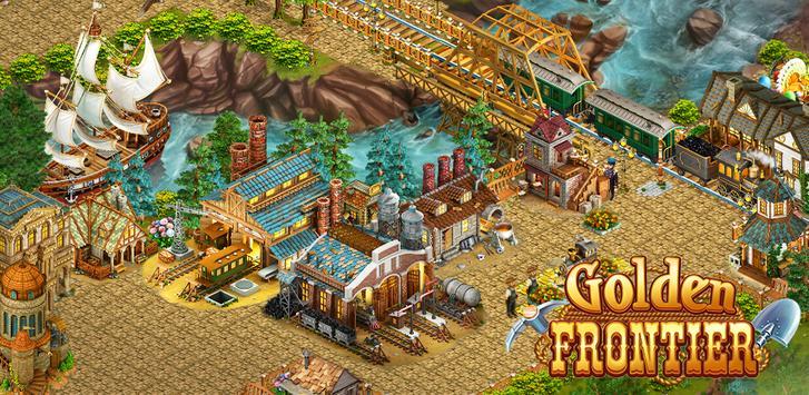 Golden Frontier capture d'écran 11