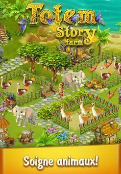 Totem Story Farm capture d'écran 2