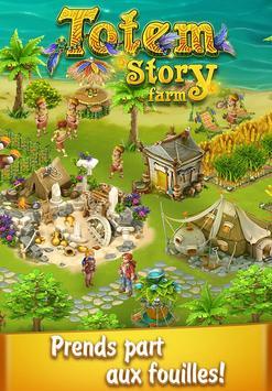 Totem Story Farm capture d'écran 3