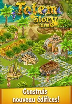Totem Story Farm capture d'écran 4